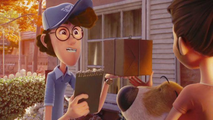 Чудовий мультфільм про дітей, які надихають своїх батьків