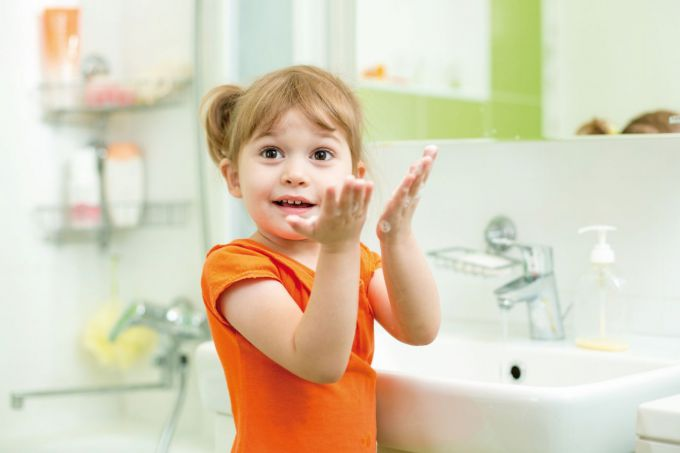 Як вберегти дитину від хвороб у школі
