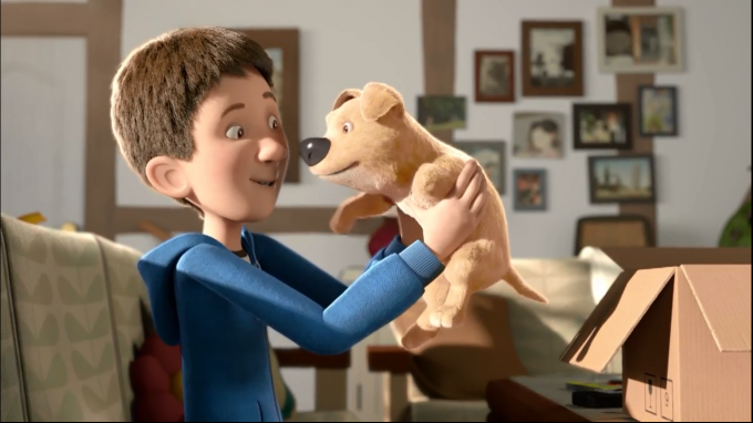 5 короткометражних мультфільмів, які вчать доброти