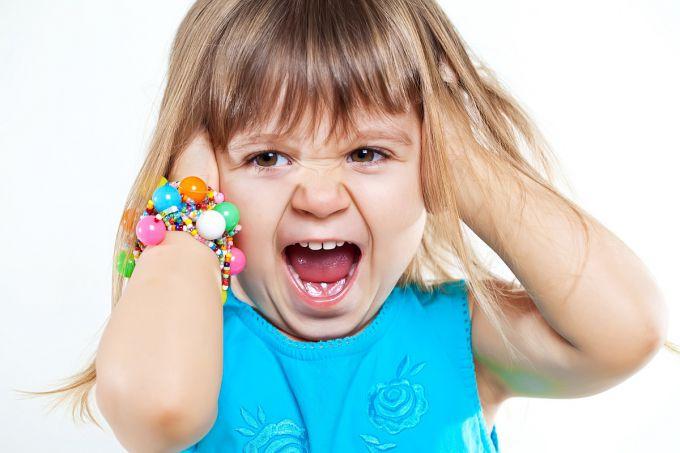 Затяжна істерика у дітей: як заспокоїти