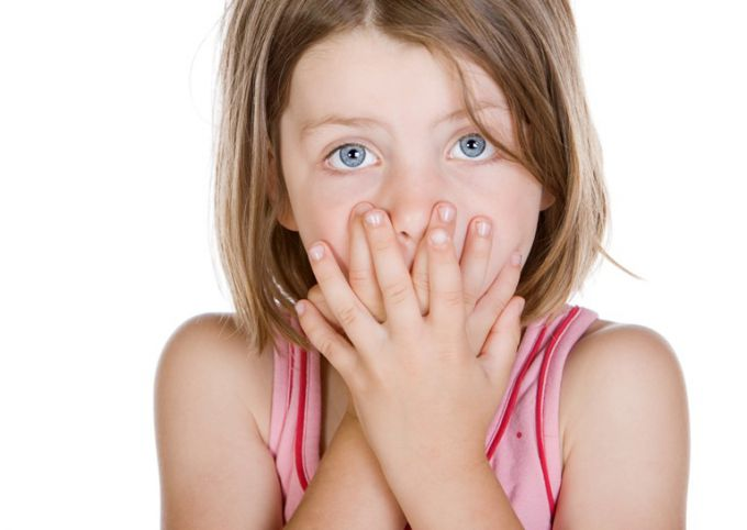 Вчимо дітей долати страх і хвилювання