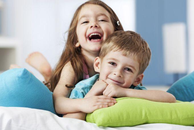 Чому діти в одній сім'ї часто сваряться і б'ються