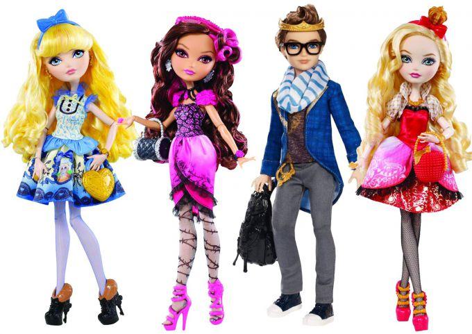 Як вибрати ляльки по віку дітей?