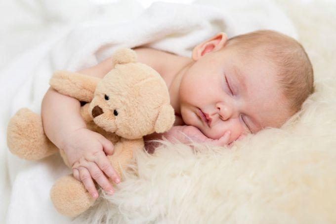 Що підвищує якість сну у маленьких дітей