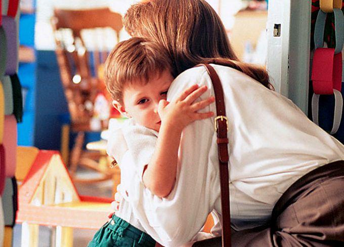 Підказки для мами, як допомогти дитині адаптуватися в дитячому садочку