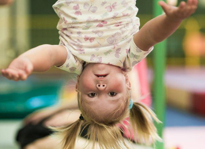 Гімнастика для дітей влітку, яка зміцнює імунітет