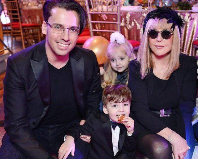 Діти Максима Галкіна і Алли Пугачової отримали дивні подарунки на день народження