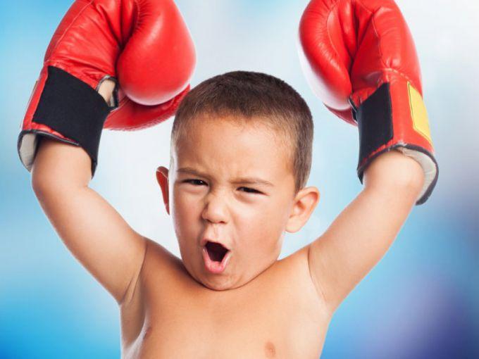 Який вид єдиноборств підійде маленьким хлопчикам?