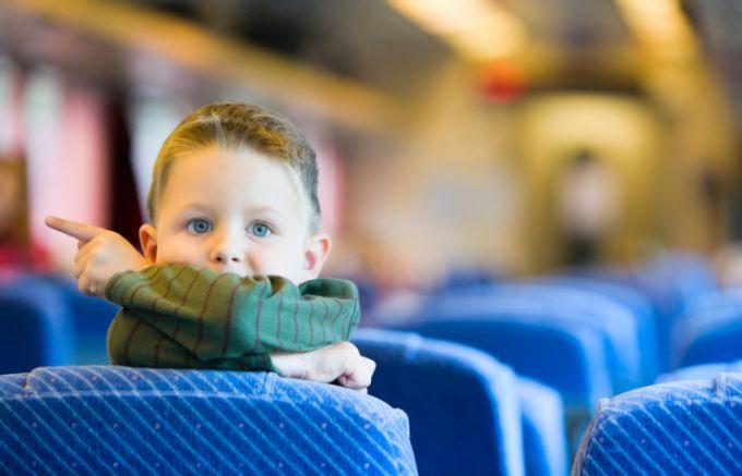 Як зацікавити дітей, коли ви у транспорті?