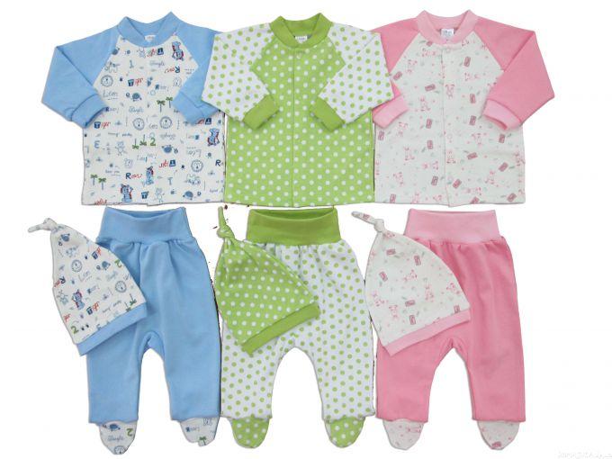 Який одяг купити новонародженому