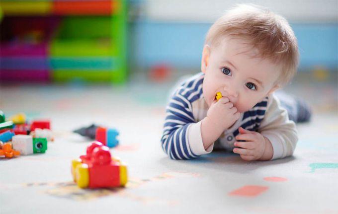 Як навчити дітей бавитися?
