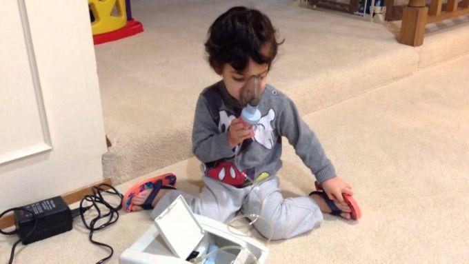 Інгаляція дитині: 7 важливих правил