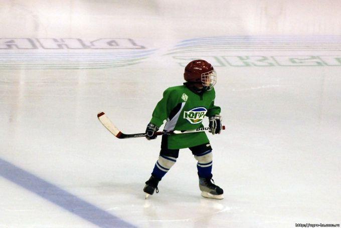 Зимові види спорту для дітей: хокей
