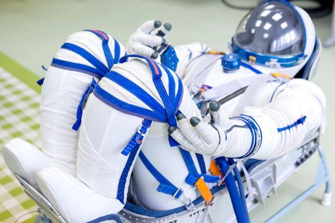 Костюм космонавта для дітей своїми руками