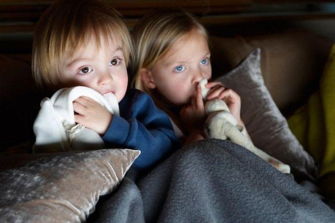 Дитячі кошмари - як з ними впоратися?