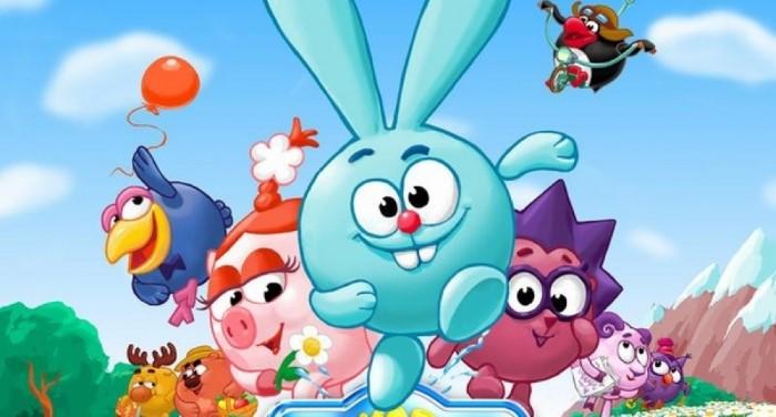 Мультфільм для дітей: Смішарики - Хто смикає за ниточки?