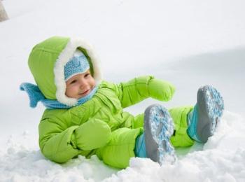 Готовим гардероб ребенка к зиме