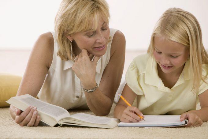 Як правильно робити уроки з дитиною