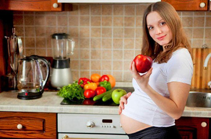Харчування вагітних в стилі аюрведи