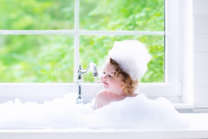 Правила вибору шампуню для дітей