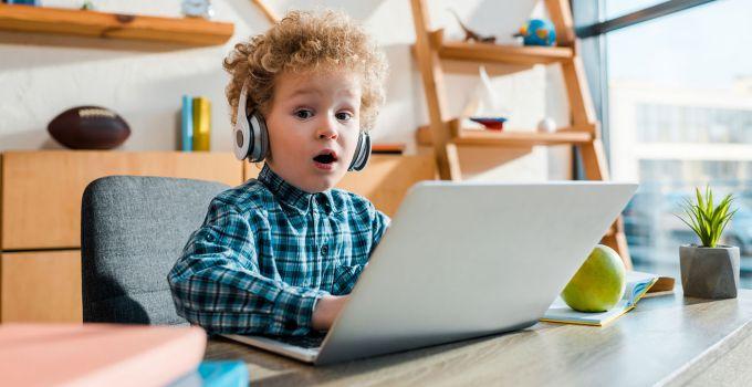 Як допомогти дитині вчитися дистанційно?