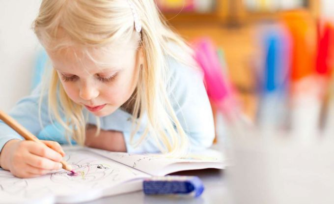 Як малювання впливає на розвиток дітей