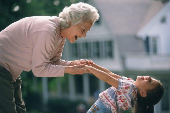 Виховання бабусь підвищує ризик ожиріння у дітей