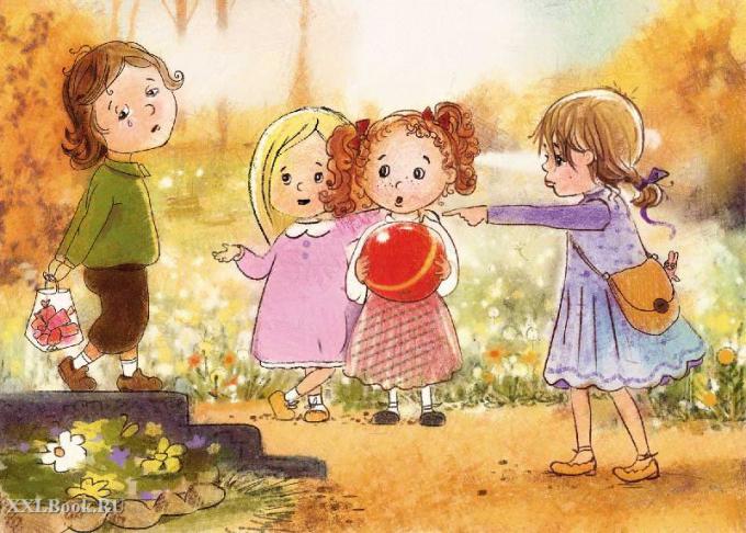 Ябіда-ябіда: Звідки у дитини така поведінка?