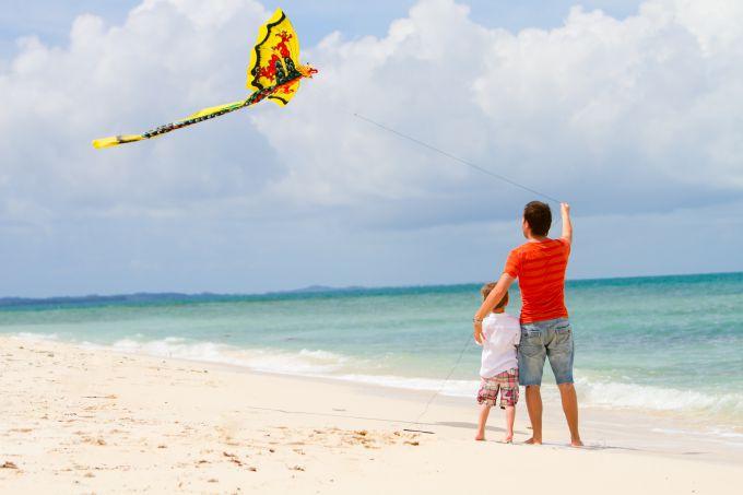 Пляжні ігри для дітей