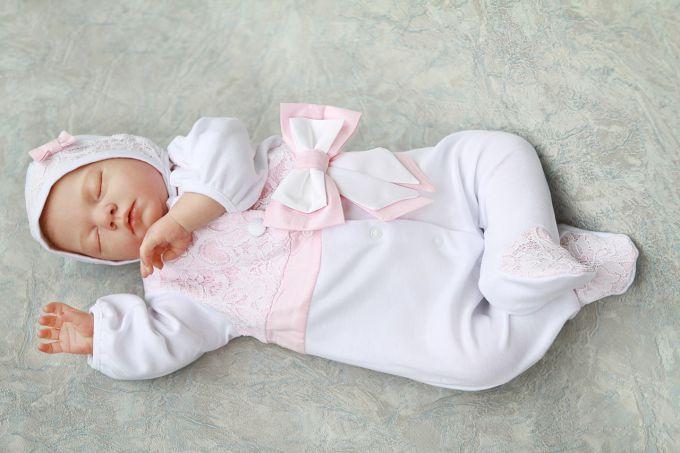 ТОП-10 правил вибору одягу для новонародженого і дітей до року  fdfc13d30dce5