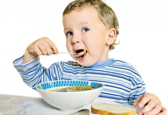 Головні причини відсутності апетиту у дітей