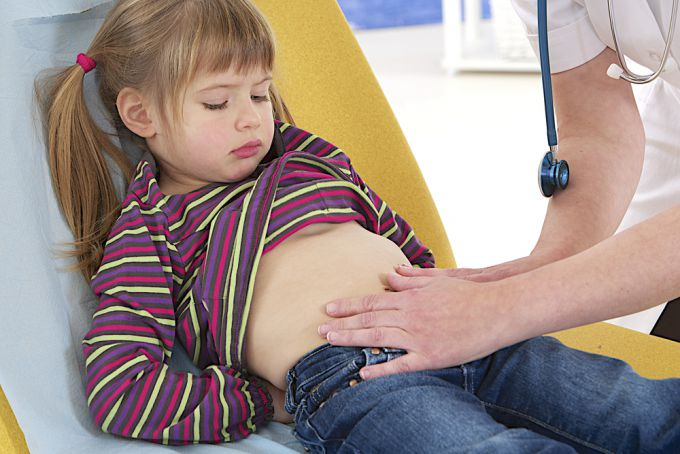 Гастрит у дітей: симптоми та дієта
