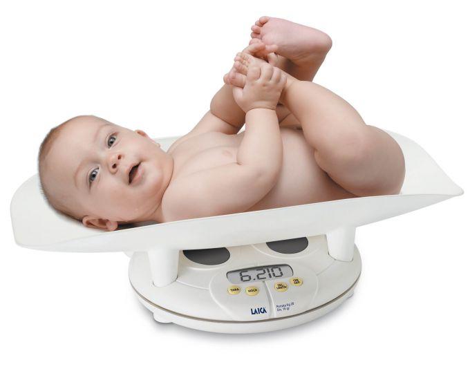 Яка вага у дітей при народженні є нормальною