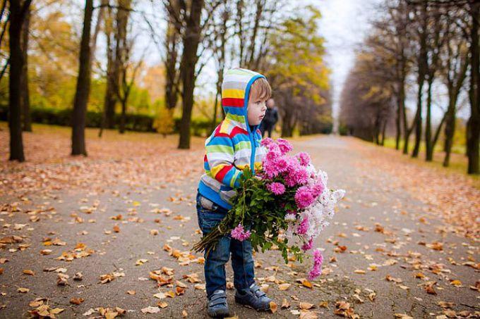 Що є причиною алергії у дітей восени?