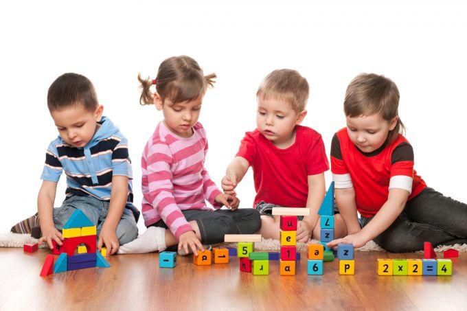Система раннього розвитку для дітей Реджо Емілія