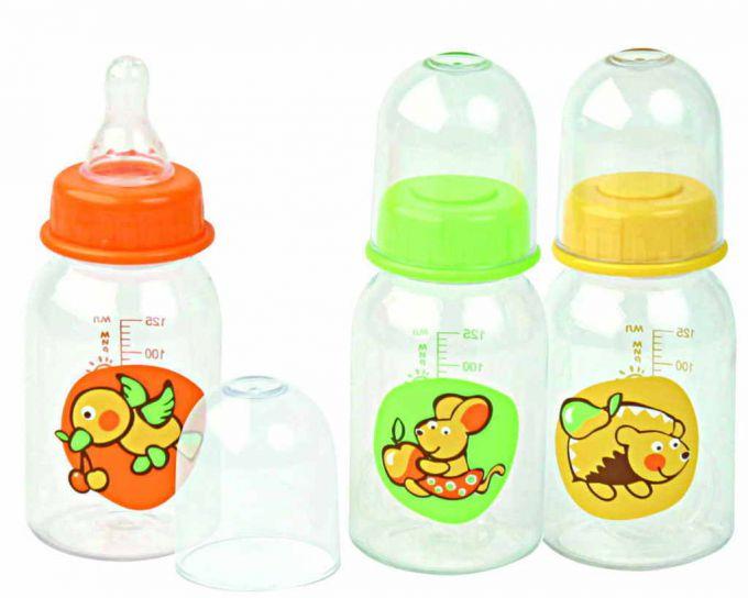 Як вибрати пляшечку для новонародженої дитини?