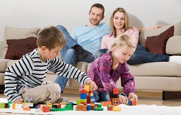 Какие игрушки нужны ребенку в 2-5 лет?