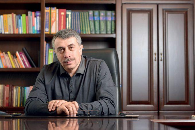Доктор Комаровський про вірусний гепатит