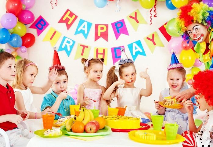 Як і де краще святкувати день народження дитини