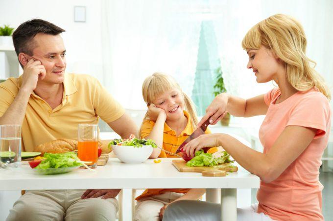 Дієта для дітей з порушеним обміном речовин