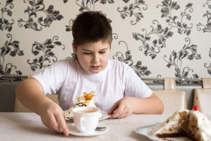 Нова причина дитячого ожиріння