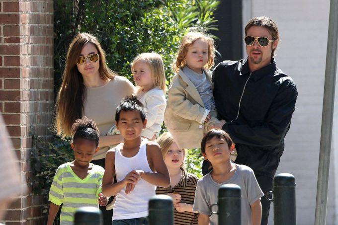 Секрети виховання від Анджеліни Джолі