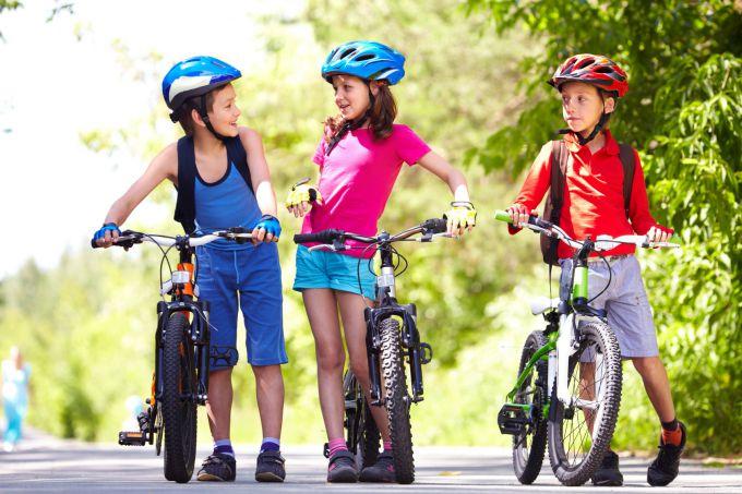 Спорт для дітей: чому їзда на велосипеді може бути небезпечною