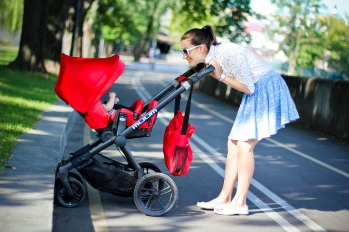 Коляска для прогулянок: 4 основні правила вибору