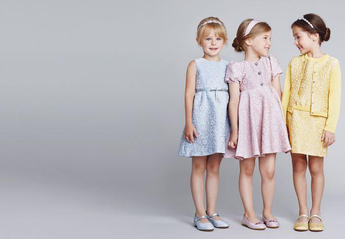 Сукні для дівчаток: модні тренди 2016 (ФОТО)