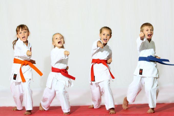 Як вибрати спортивну секцію для дітей 6-7 років?
