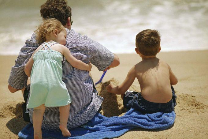 10 вагомих причин значущості тата для дітей