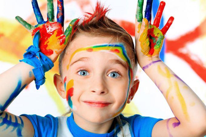 Малювання для дітей 4 років: як розвивати навички дитини?