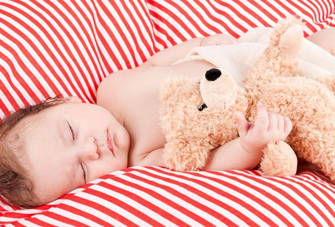 Поза дитини у сні розповість про її хвороби