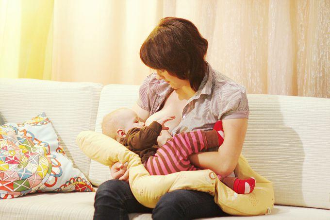 Секрети відлучення дітей від грудей